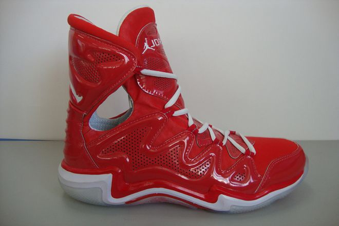 Michael Jordan Shoes 29 With Red & White Colorways Men Size-#76165-660