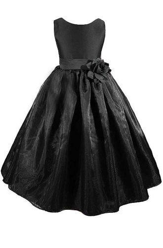 Amazon.com: AMJ Dresses Inc Red Princess Flower Girl