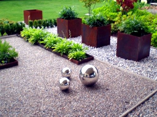 Front Garden Design With Gravel You Want To Give A Striking Yard