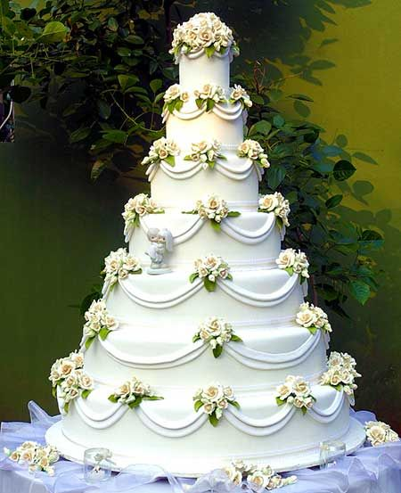 Best Wedding Cakes In The World