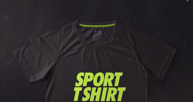 Download Https Www Pixeden Com Psd Mock Up Templates Psd Sport T Shirt Jersey Mockup Sport T Shirt T Shirt Shirts