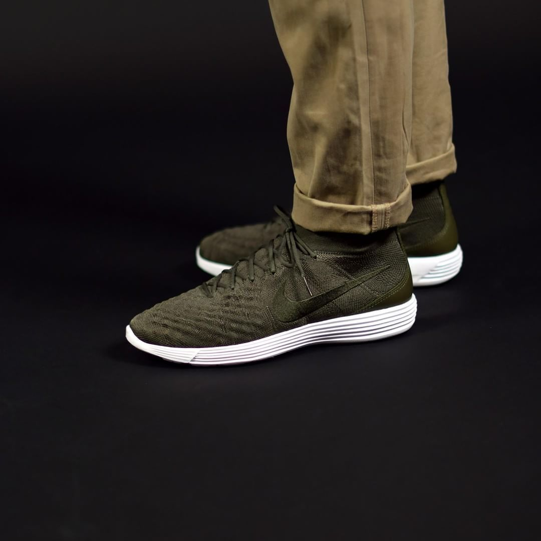 the latest 79794 dc463 ... spain nike lunar magista ii flyknit cargo khaki . disponible available  snkrs nike f2dcb ccc7d