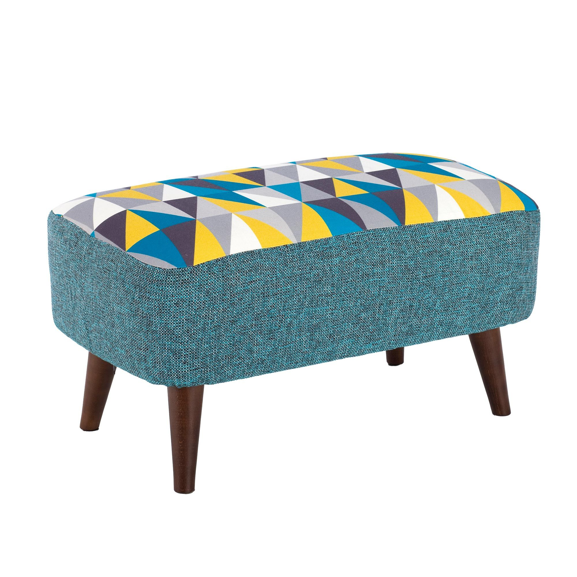 Juni Small Designer Bench Stool Footstools Barker Stonehouse In 2019 Bench Stool Upholstered Stool Stool