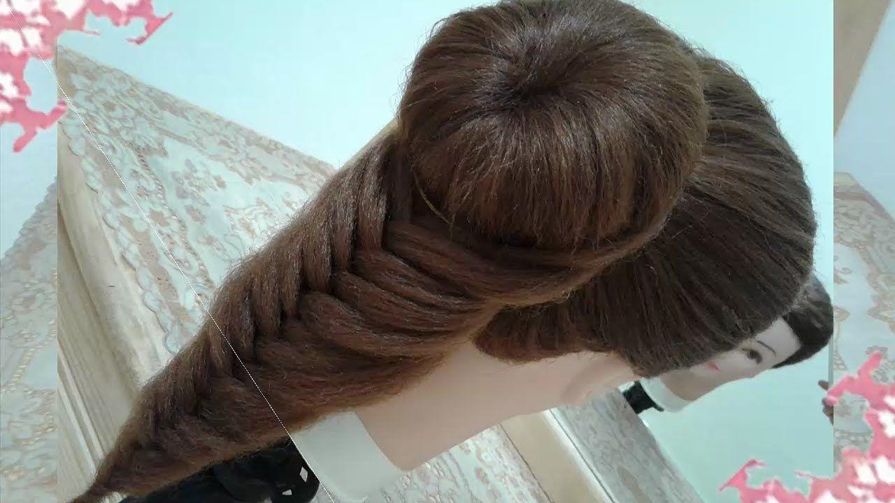 Peinados de moda para fiestas y la escuela con trenzas - Trenzas peinados faciles ...