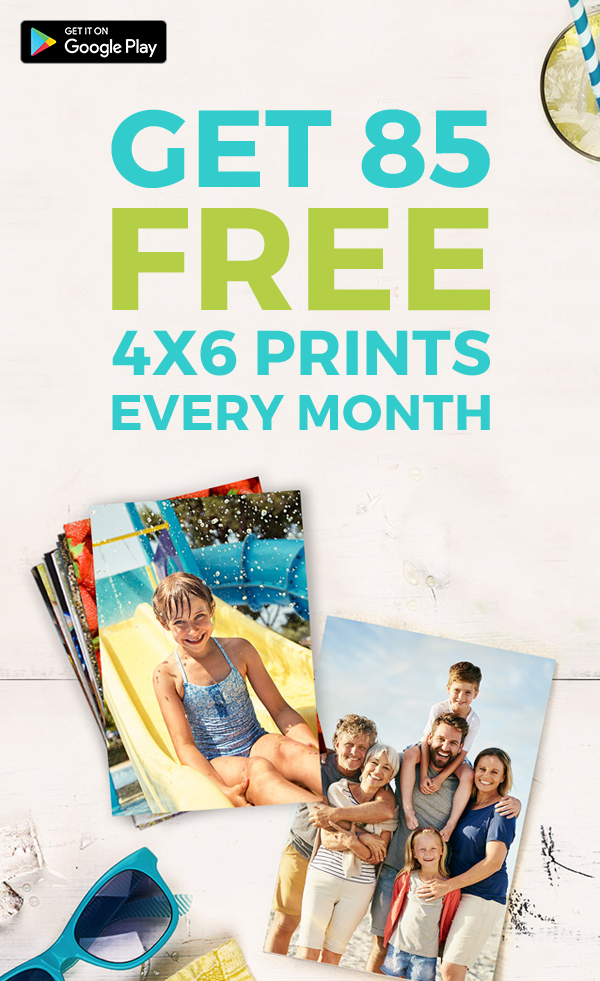 get free photo prints from a 5 star app freeprints lets you print