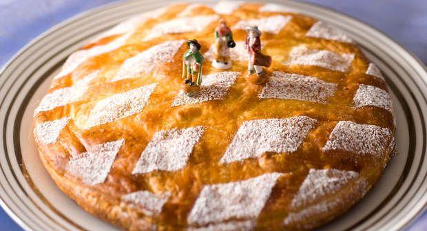 Galette aux pommes caraméliséesVoir la recette de la Galette aux pommes caramélisées>>