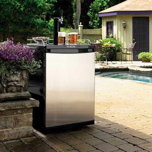 danby indoor outdoor kegerator danby kegerator indoor outdoor indoor on outdoor kitchen kegerator id=79936