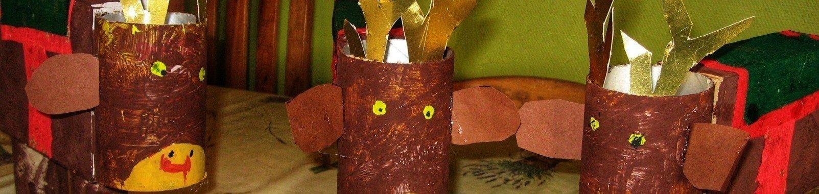 het Rendier knutselen van karton Rudolf het Rendier knutselen van karton Rudolf het Rendier knutselen van karton Rudolf het Rendier knutselen van kartonRudolf het Rendier...