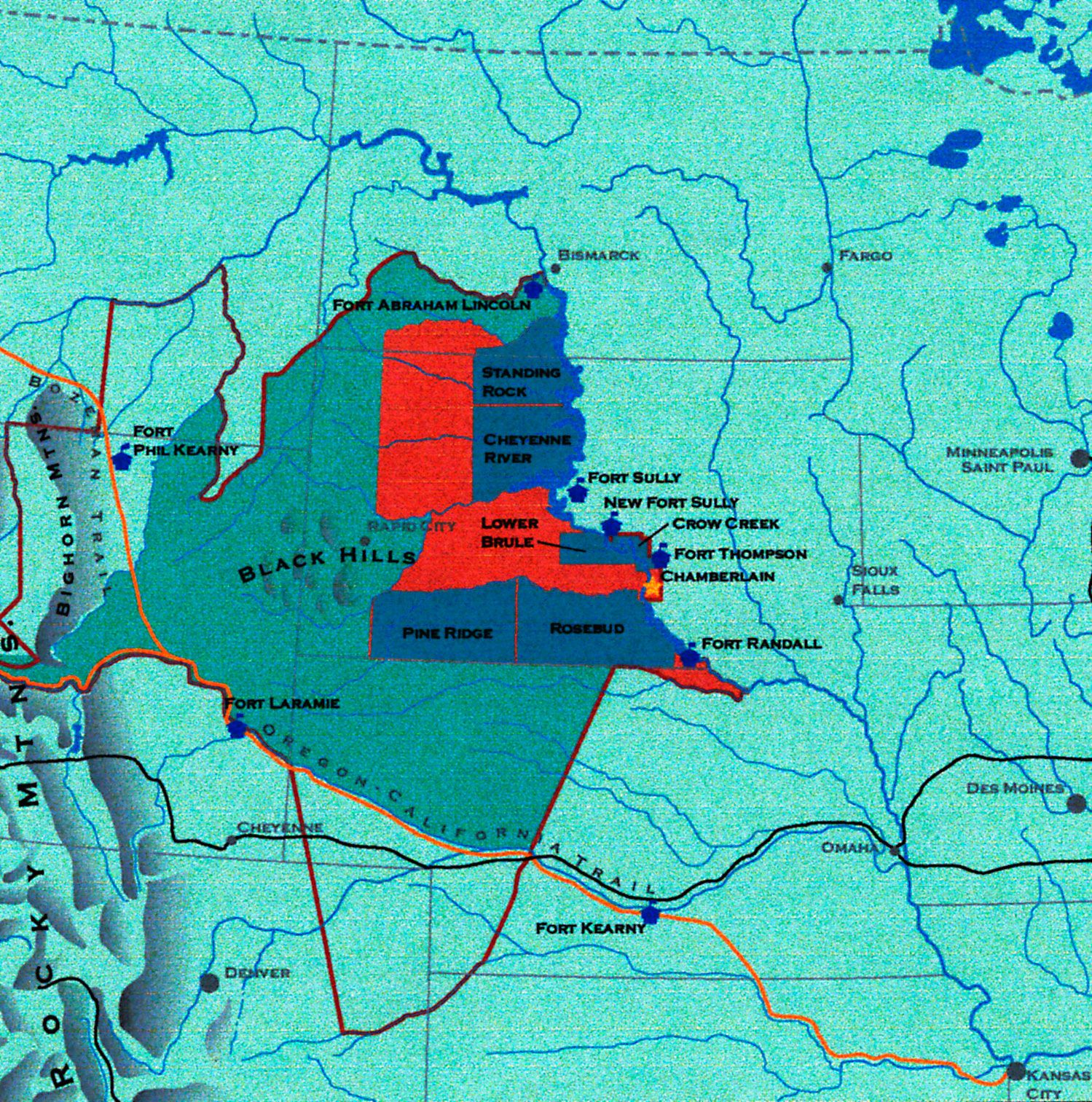 Dawes Act of 1887 - On February 8, 1887, Congress passed the Dawes Act, named for its author, Senator Henry Dawes of Massachusetts. Also known as the General Allotment Act, the law allowed for the President to break up reservation land, which was held in common by the members of a tribe, into small allotments to be parceled out to individuals. http://aktalakota.stjo.org/site/News2?page=NewsArticle&id=11499