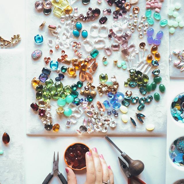 Loren Hope jewelry studio in Rhode Island The Loren Hope