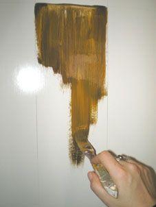 Wooden Door Painting – LoveToKnow Furniture – Wooden Door Painting …