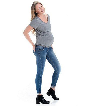 Reform Maternity Skinny Jeans | Maternity jeans, Maternity skinny ...