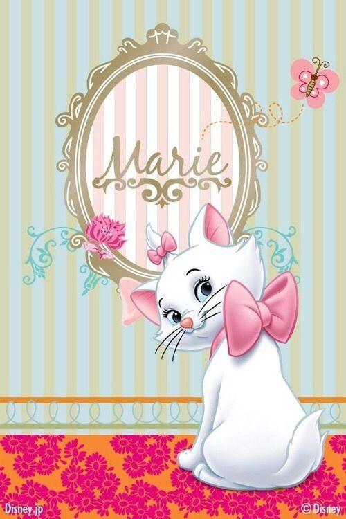 Image: 【Disney】 Fashionable Cat 【Mary】 Cat Sumaho ...