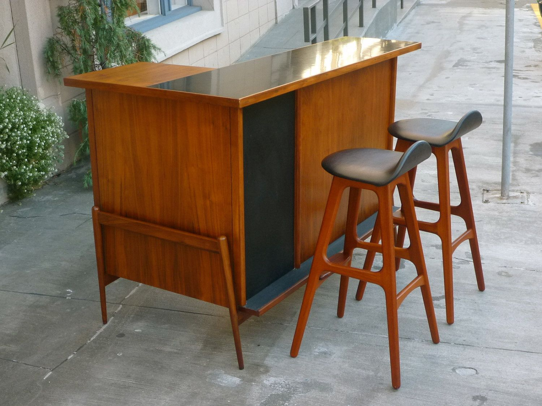 mid century danish modern barreserved for chris  danish modern  - mid century danish modern bar