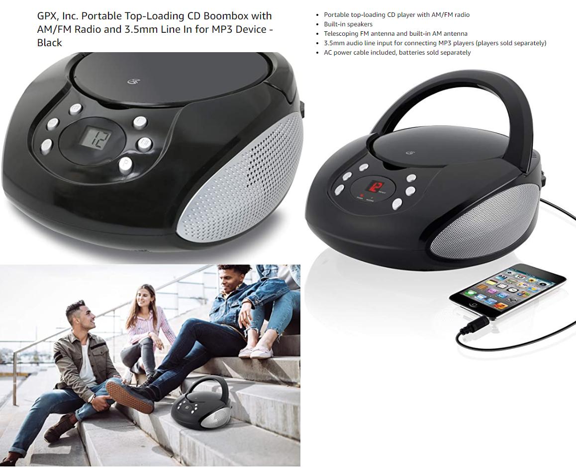 jbl flip 3 speaker connect to cd player