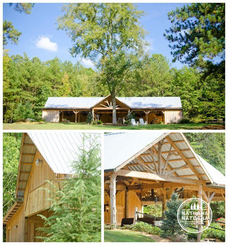 Wedding Venue Spring Lake Events Atlanta Rustic Barn Nathan And