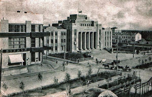 Новосибирск - Дом Ленина - фото (с изображениями) | Дом ...