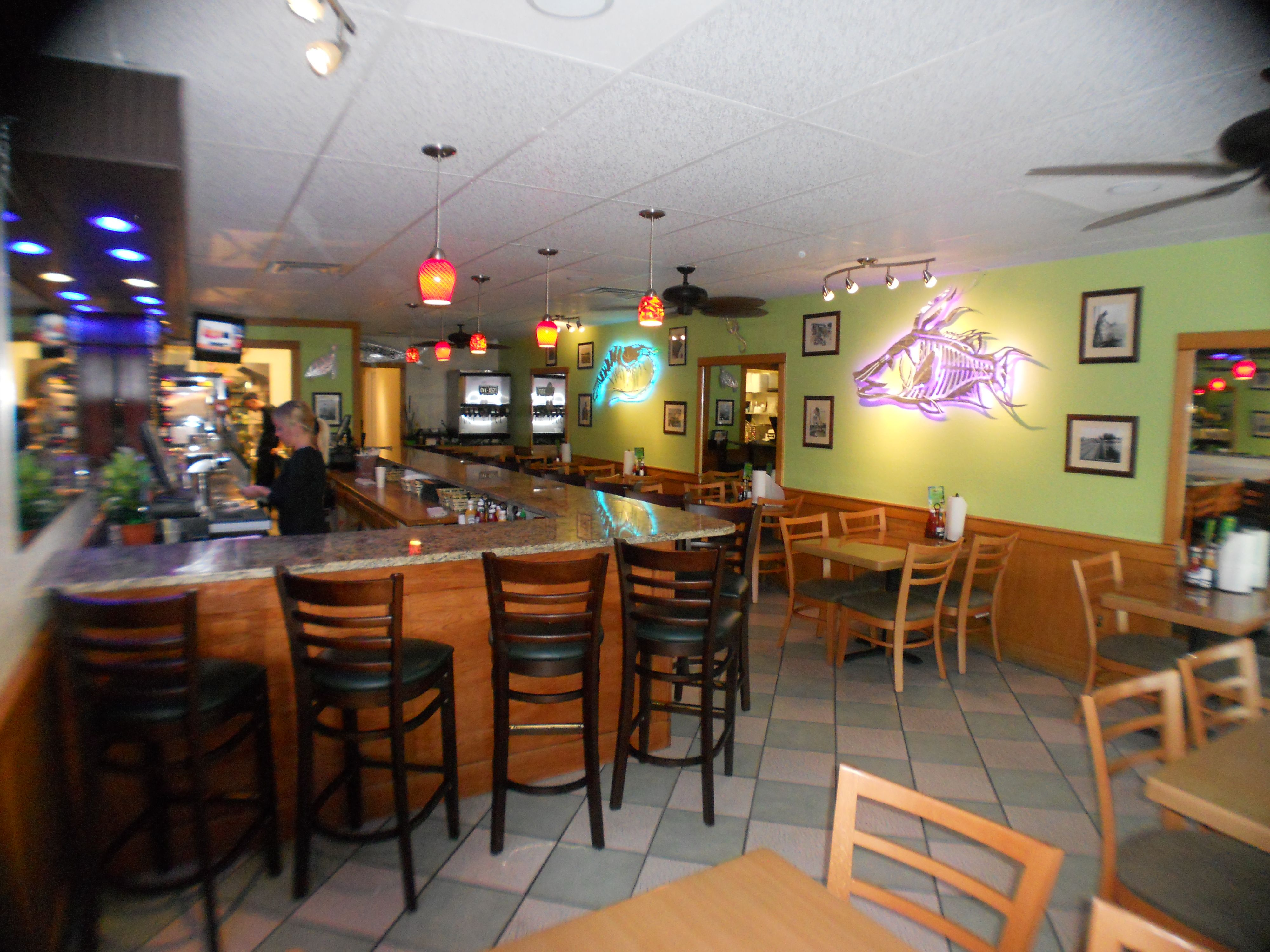 Shrimpy S Blues Bistro Treasure Island Restaurant Reviews