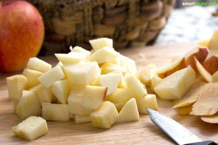 Apfelessig und anderen Fruchtessig ganz einfach selbst herstellen