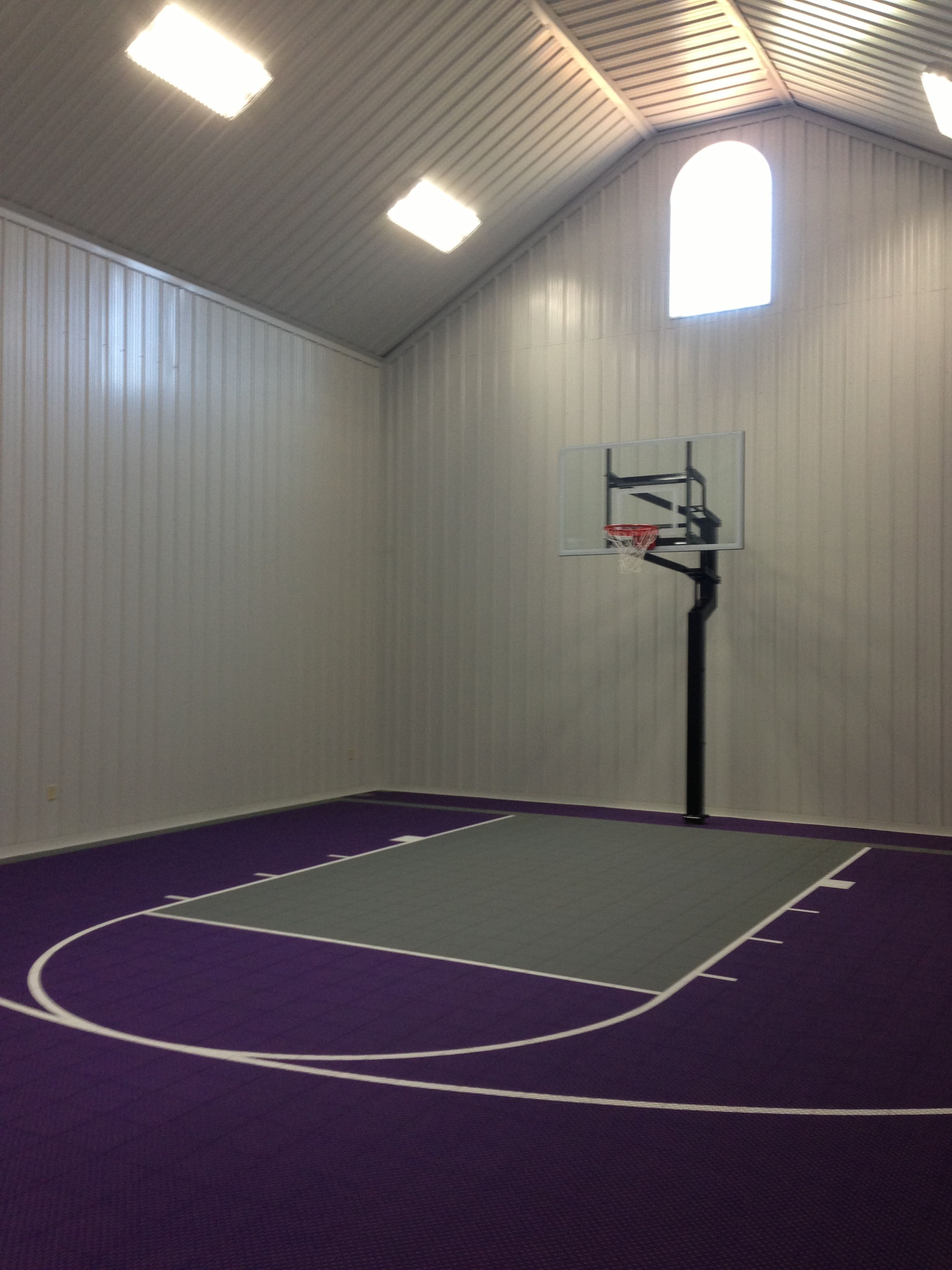 Pin By Southeasterninsulation Com On Open Cell Foam Home Basketball Court Indoor Basketball Court Basketball Court