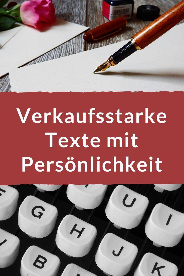 So schreibst Du wirksame Verkaufstexte, die mit Persönlichkeit punkten anstatt marktschreierisch zu sein #schreiben #texten #Texter #Verkaufstexte #Marketingtexte #Persönlichkeit #Kunden #Verkauf #Selbständigkeit #Strategieexperten