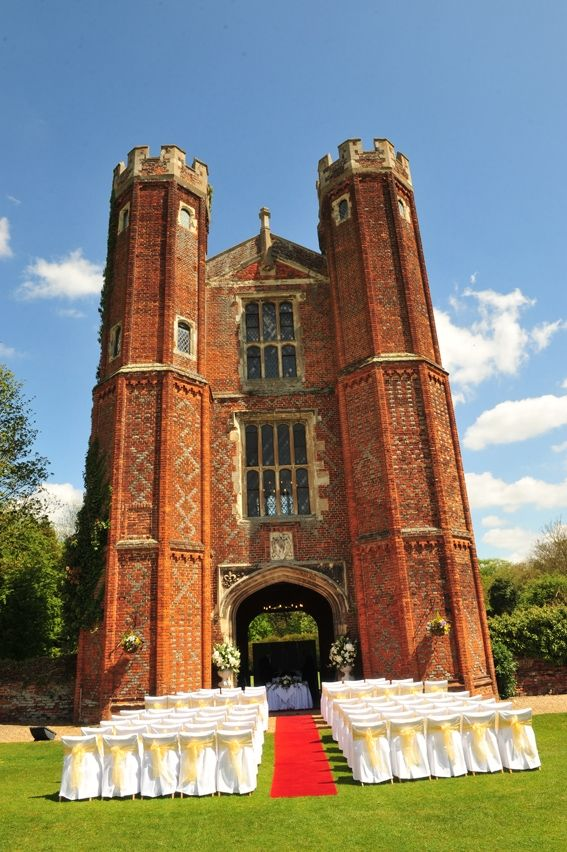 Leez Priory Wedding Venue Chelmsford, Essex | hitched.co.uk