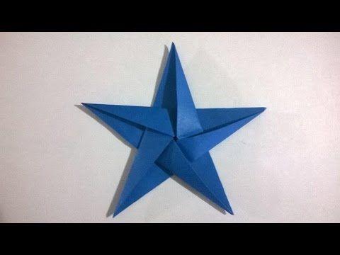 Un Estupendo Tutorial En Imágenes Para Que Puedas Hacer En Casa Estrellas De Papel En Origam Estrellas De Origami Estrellas De Papel Estrellas De Papel Origami