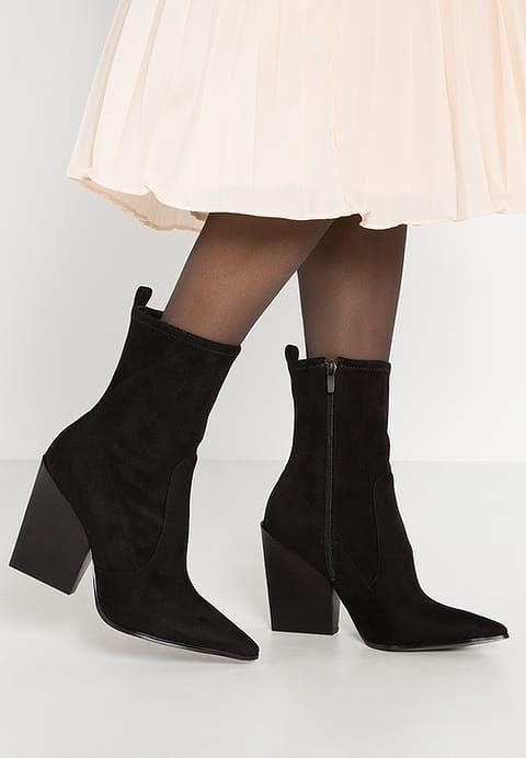 Chaussures KENDALL + KYLIE FELICIA - Bottines à talons hauts - black noir   175,00 € chez Zalando (au 03 12 16). Livraison et retours gratuits et  service ... 6ca1b9f6cb95