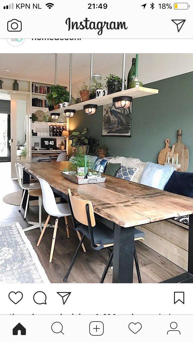 Deco salle à manger salon Idee deco Pinterest Room, Home Decor