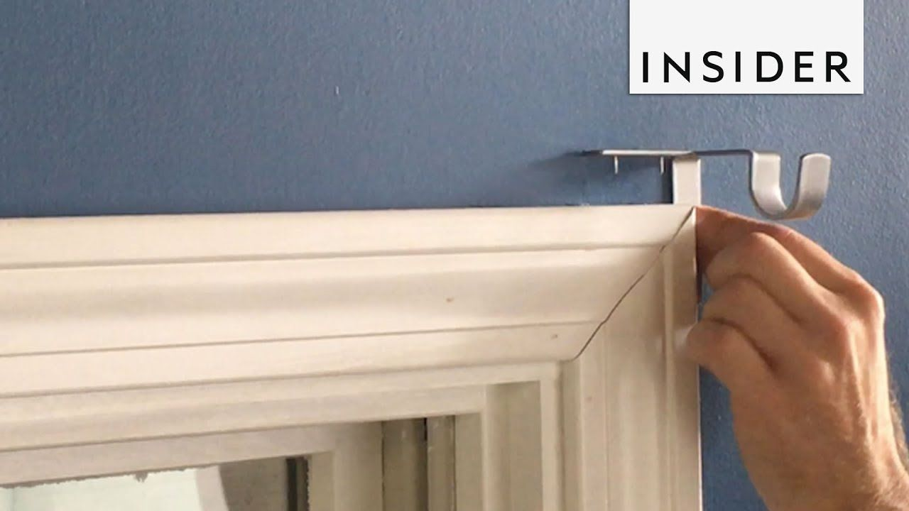 Practical Alternatives To Traditional Curtain Rods Diy Discovers