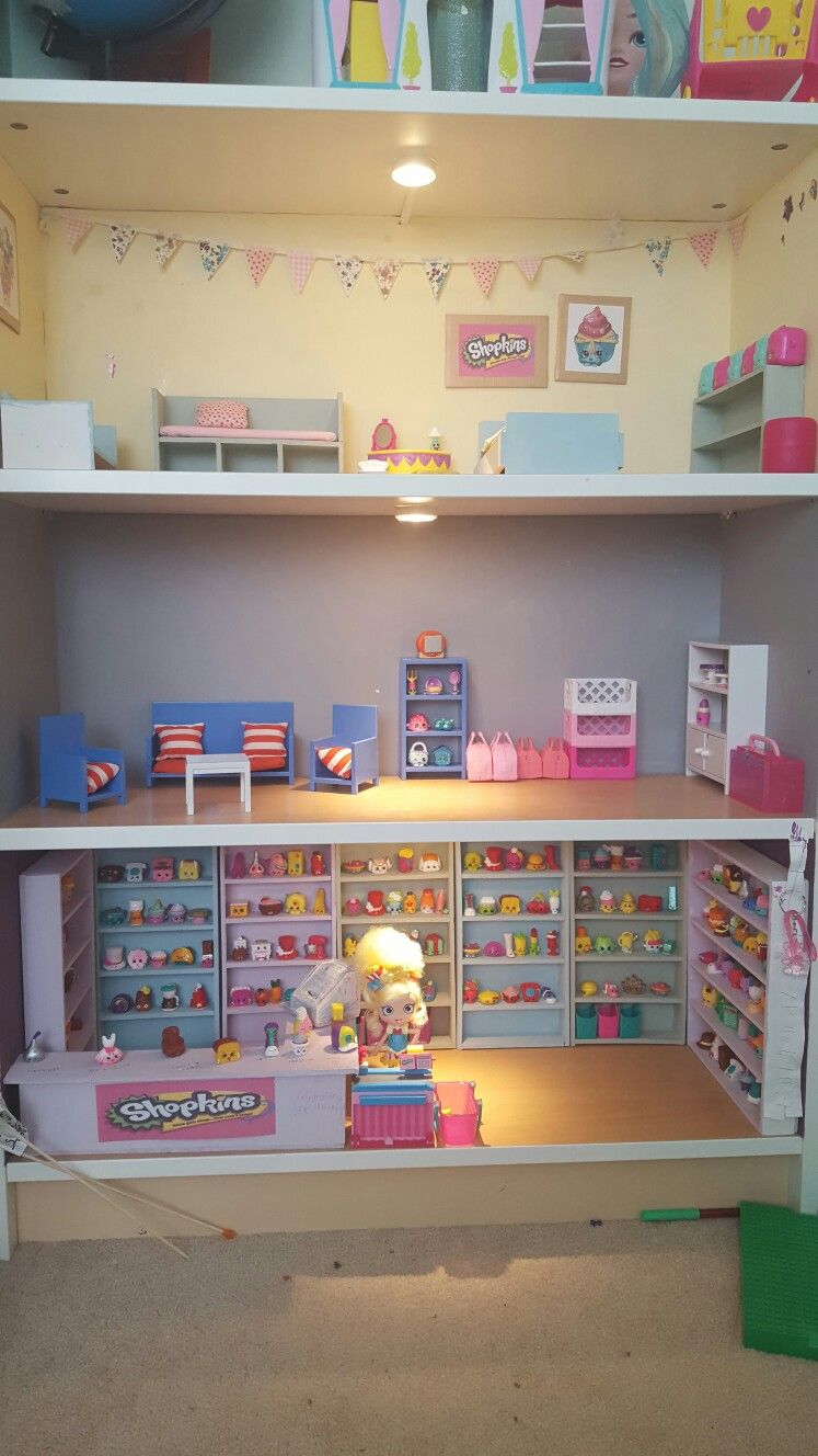 Pin By Alice Kyle On Shopkins Diy Barbie Furniture Diy