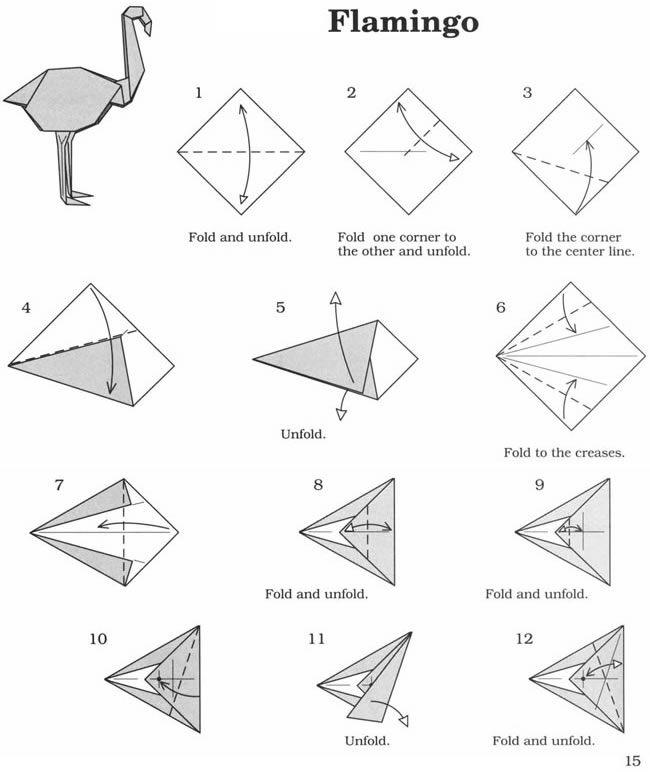 dragon origami diagrams embroidery origami