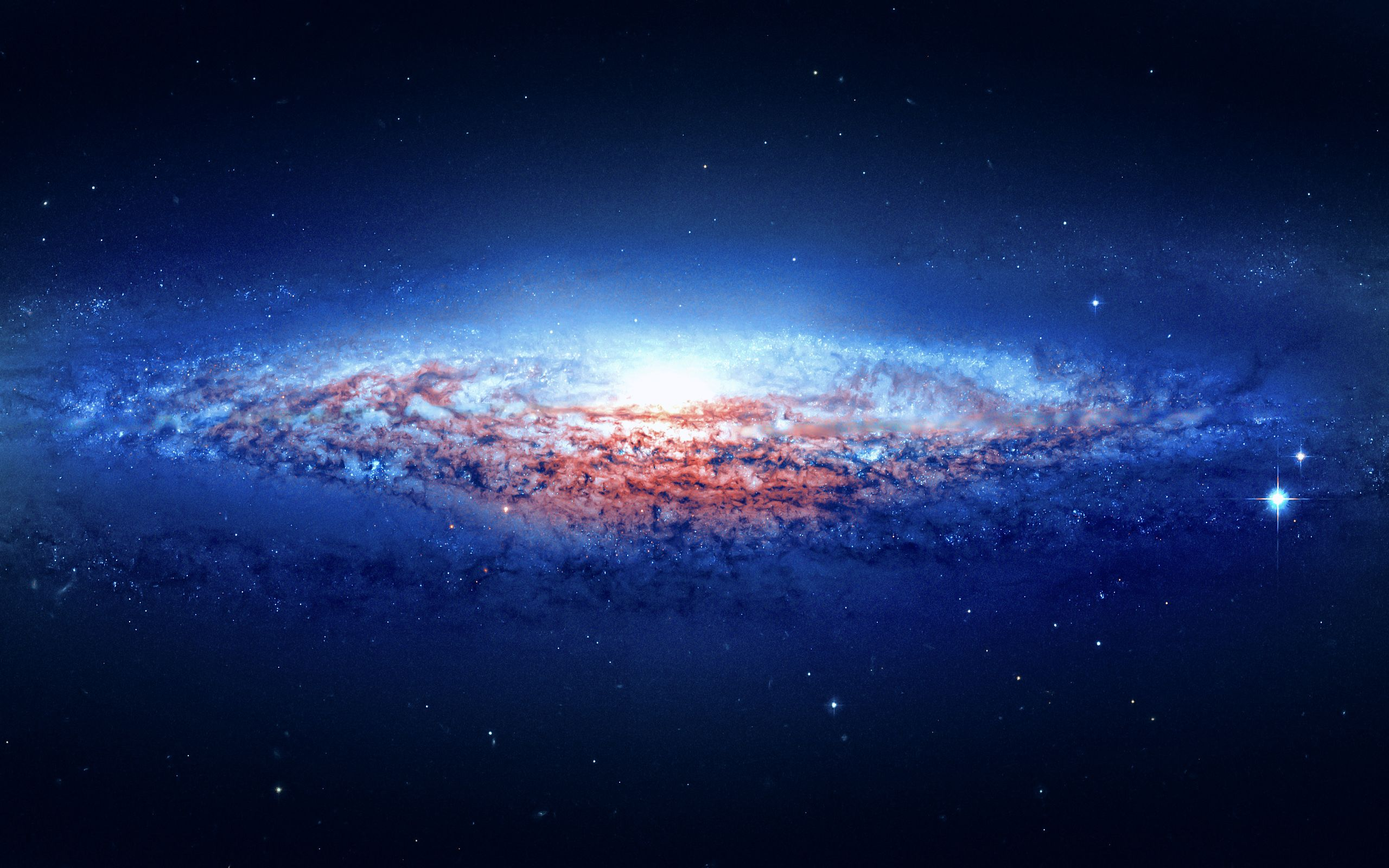 hd apple mac os x galaxy wallpaper high resolution full size