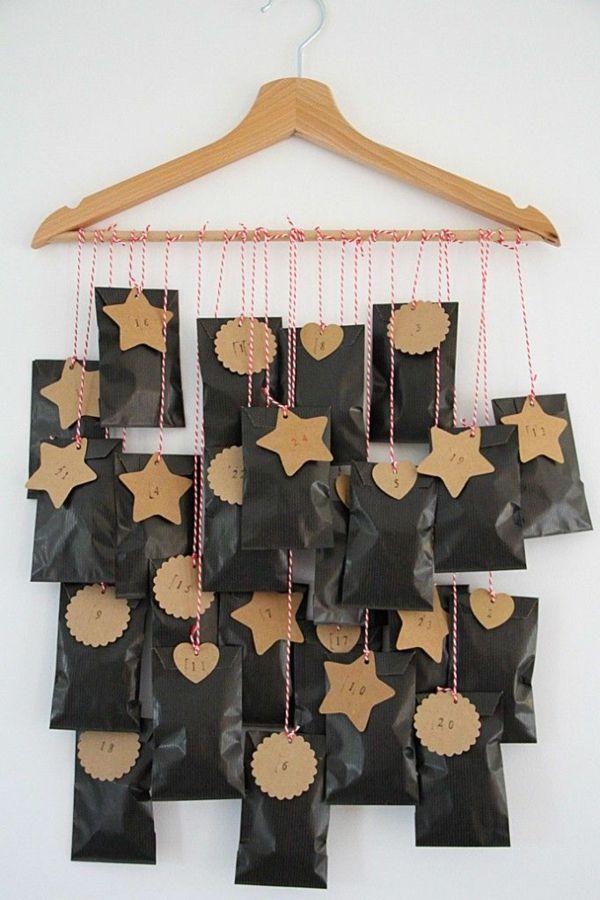 Wollen Sie Einen Adventskalender Selber Basteln Kreative Bastelideen Adventkalender Adventskalender Selber Basteln Adventskalender