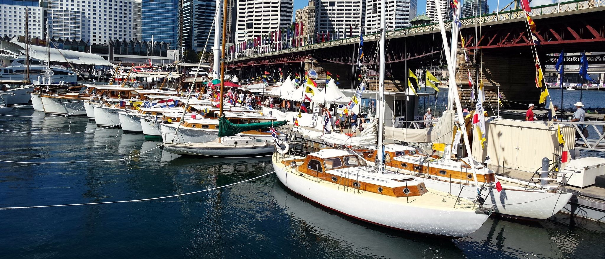 2018 04 1803 55 06 Sydney Classic And Wooden Boat Festival 2018