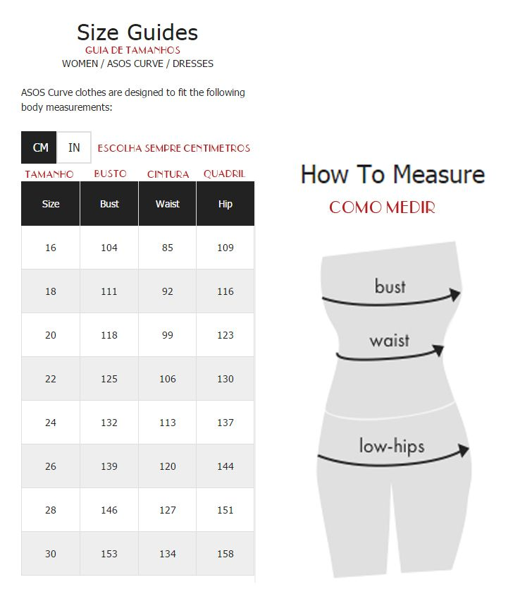 9ba0f9af5 Como comprar roupas na Europa - dicas para entender os tamanhos e lojas  para encontrar roupas plus size