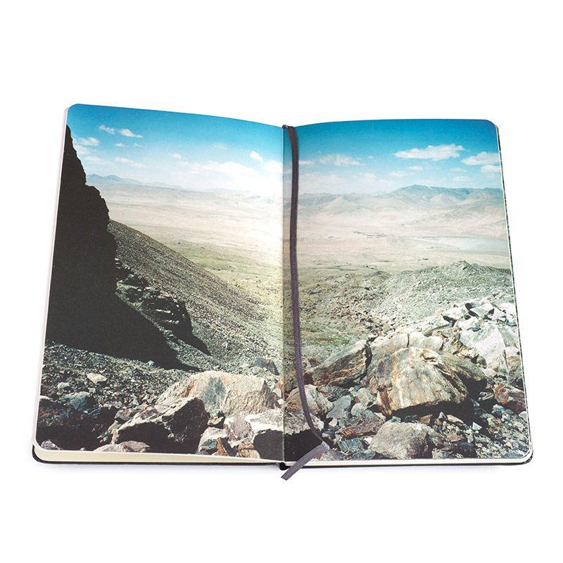 Giada Ripa Moleskine Displacement Large Notebook (5 x 8.25), MoleskineUS