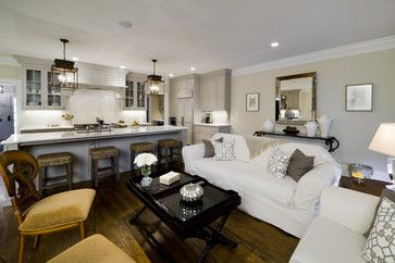"""Remodel: Whole House """"Eclectic Comfort"""" - eclectic - Kitchen - Charlotte - Andrew Roby General Contractors"""