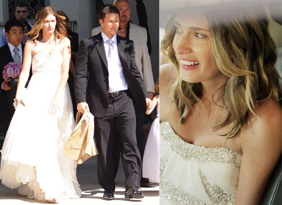 Mark Wahlberg Marries Rhea Durham Parejas Celebrity