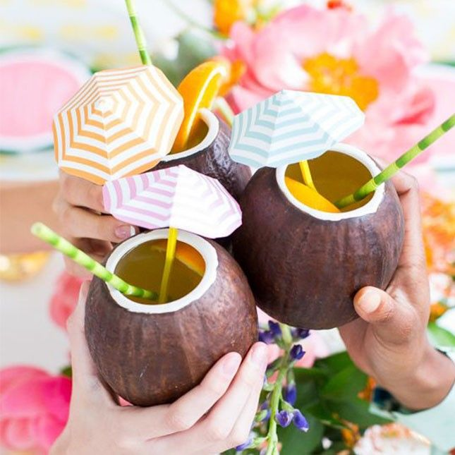 23 Tropical 30th Birthday Party Ideas For Summer