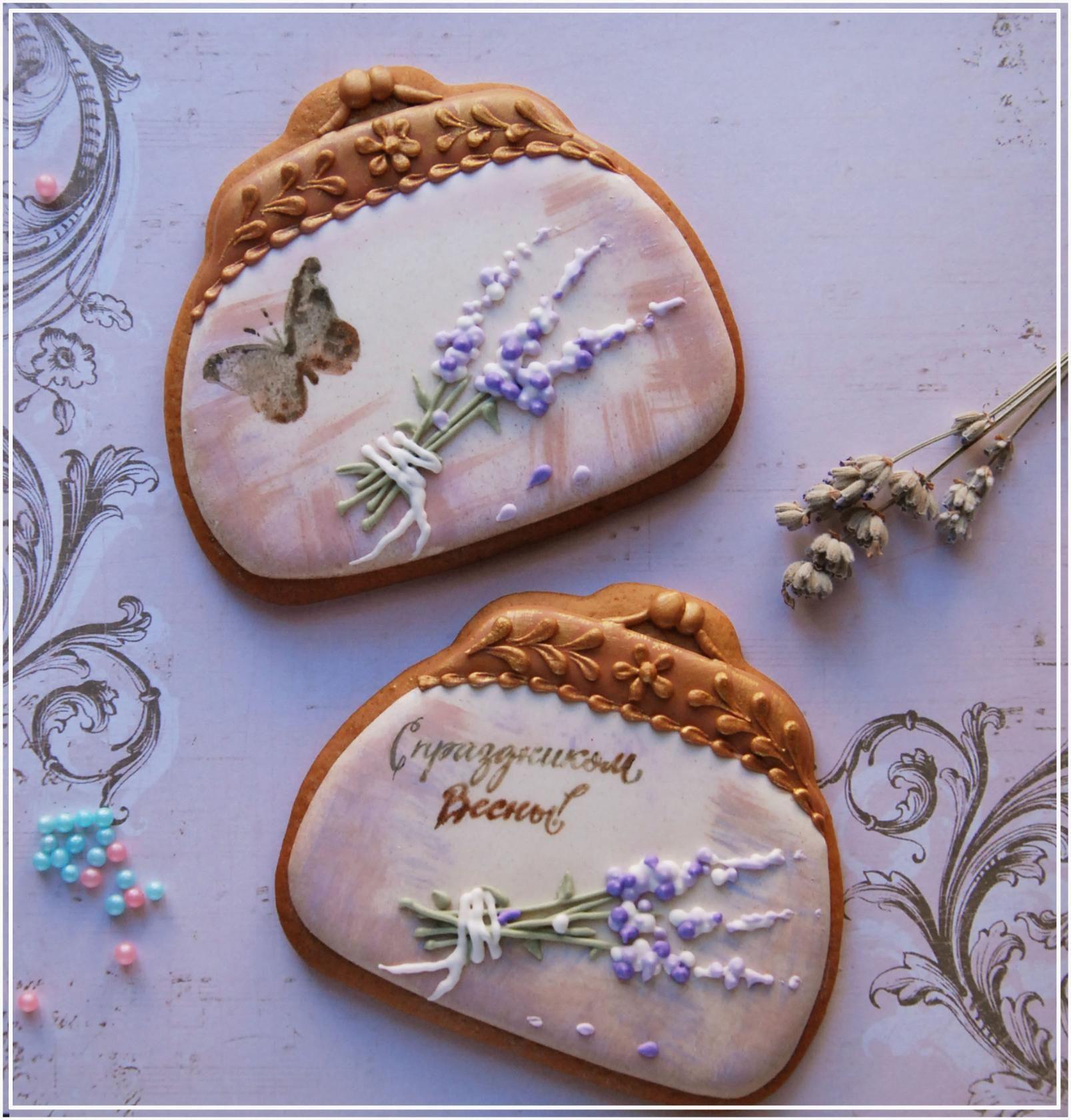 Фотография | Украшение печенья, Чайное печенье, Имбирный ...