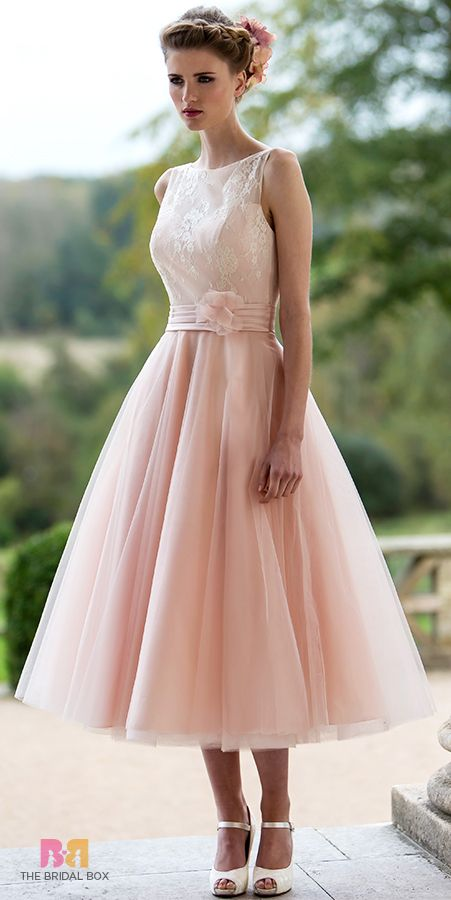 These 10 Gowns Are Proof The Pink Wedding Dress Packs Sass And How - vestidores pequeos