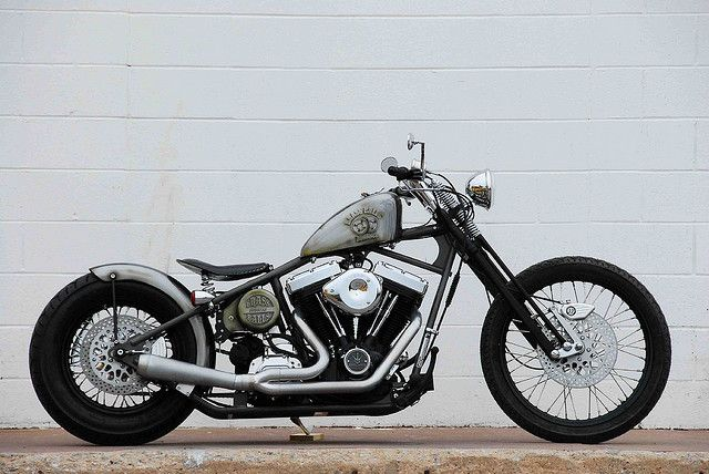 bobber motorcycle frame | Motorbk.co