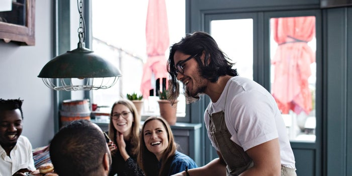 The Secret to a Successful Business Is Happy Customers in