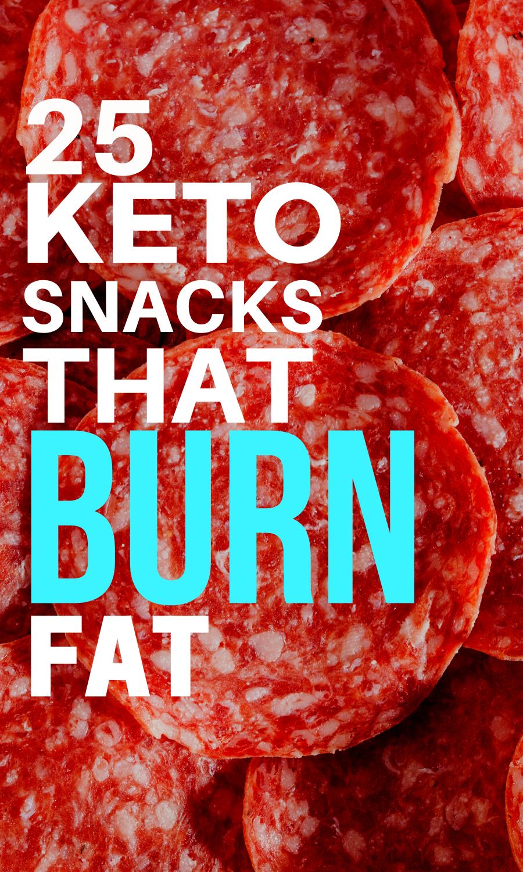 25 Genius Quick & Easy 2-Minute Keto Snack Ideas |