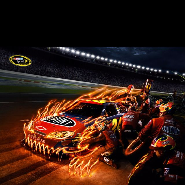 The Best Of Nascar!