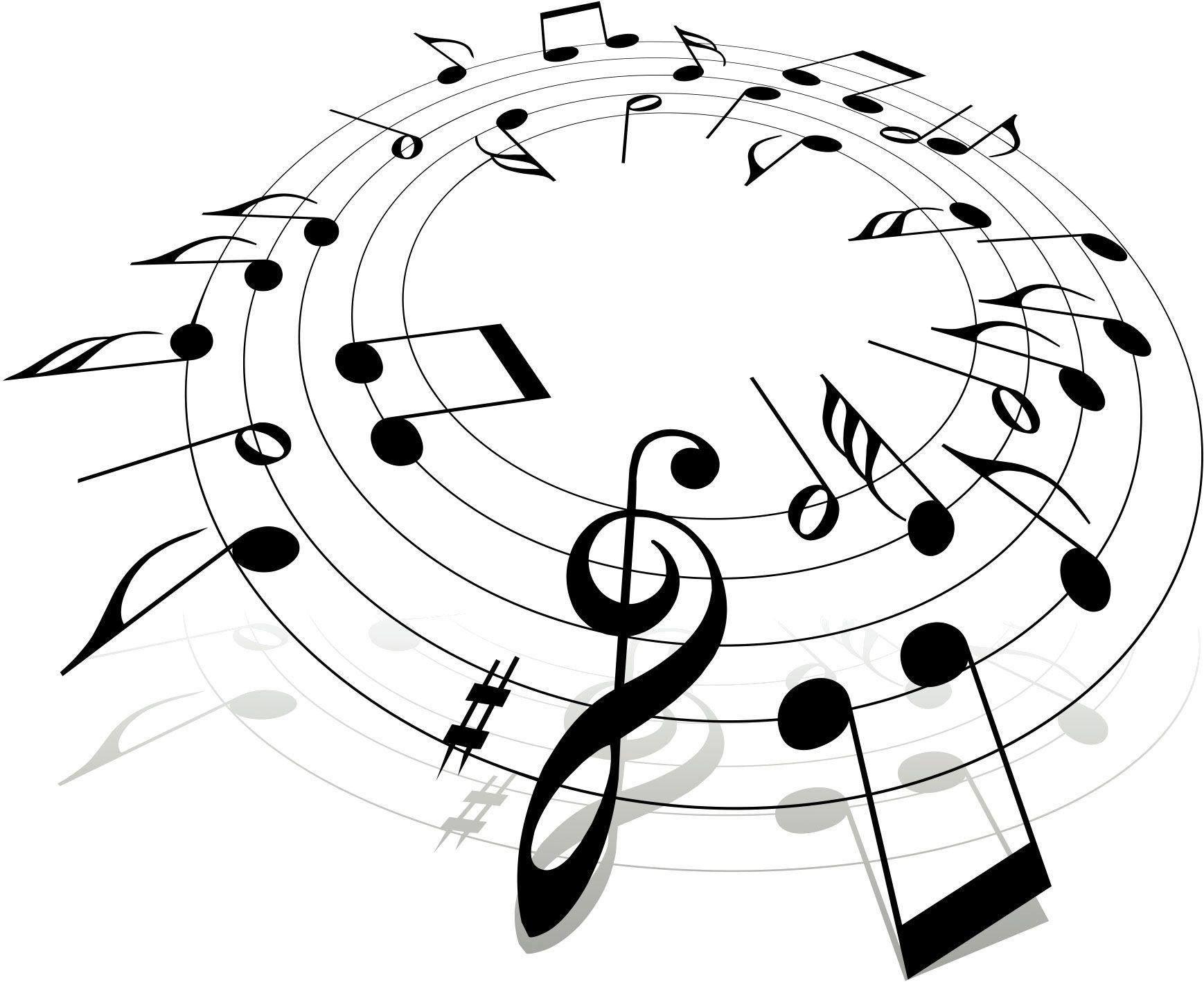 音符イラスト 楽譜サークル 無料のフリー素材 音符 イラスト 楽譜アート 音符