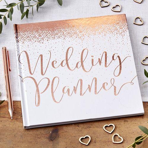 Wedding Planner Keepsake Book
