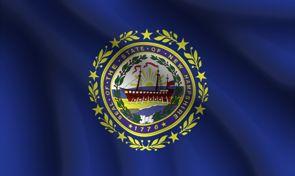 New Hampshire State Flag The Granite State State Flags New Hampshire States