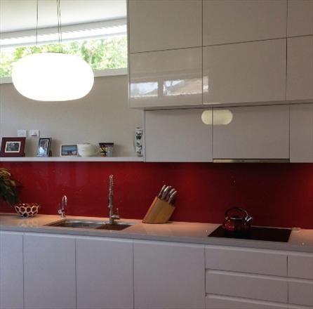 U0027Galaxy Whiteu0027 U0026 Starlight Rubyu0027   Maroubra Kitchens NSW : Residential  Gallery :
